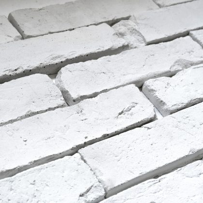 MILKE Old Brick – White
